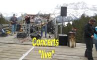 Concerts live