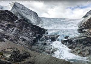glacier en 2015
